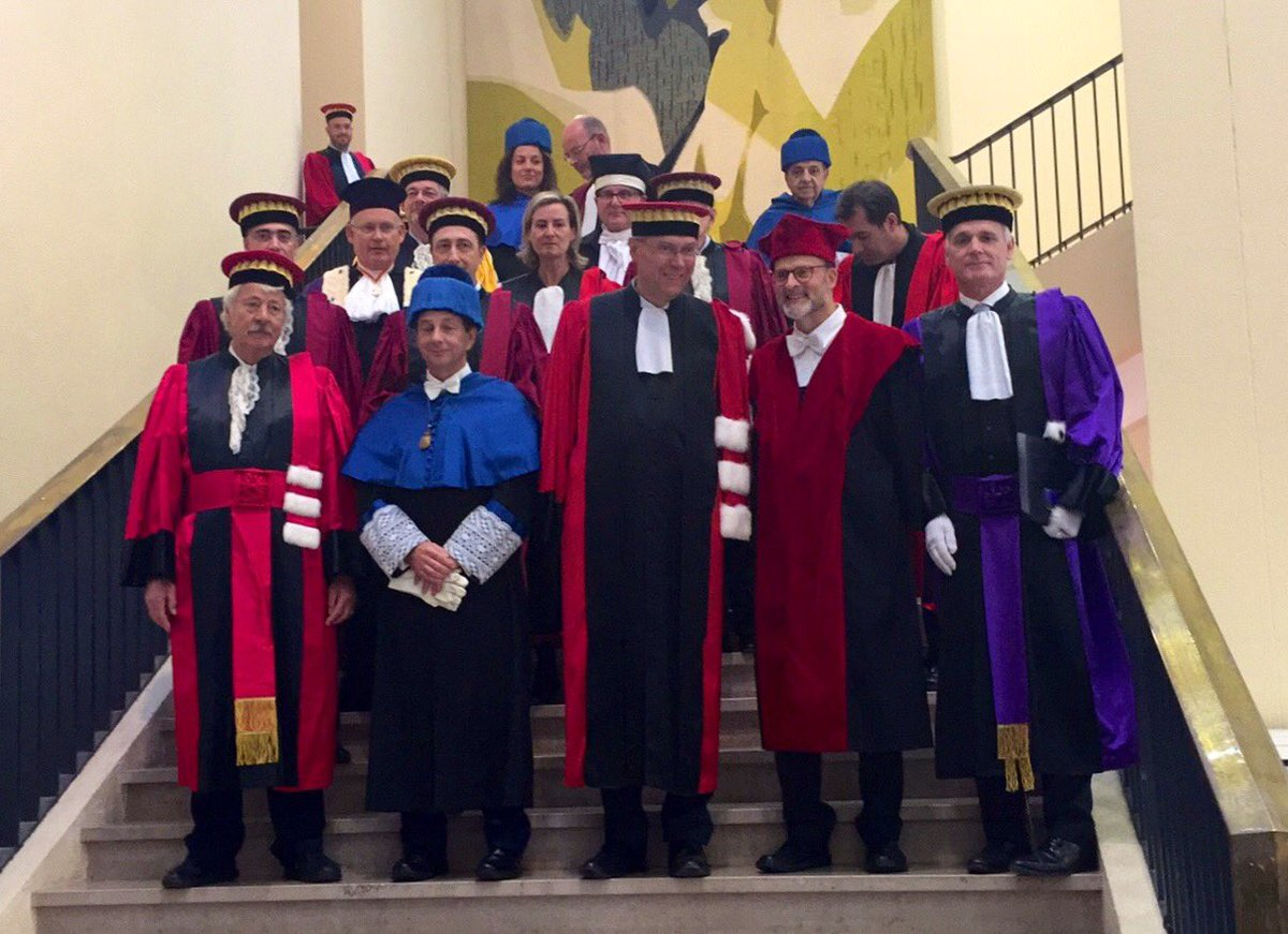 Docteurs Honoris Causa 2017